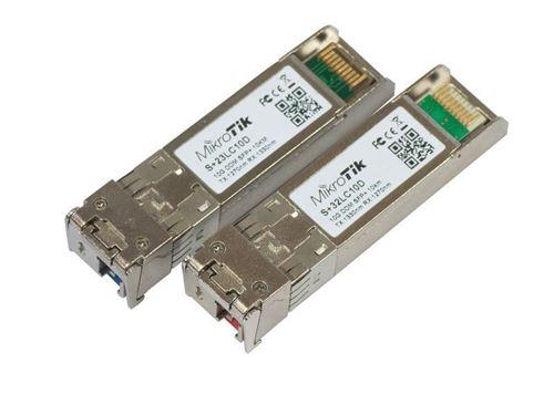 Picture of S+2332LC10D SFP+ (10Gbit) moodulite komplekt